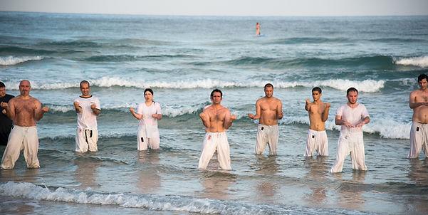 אימון חוף 2016