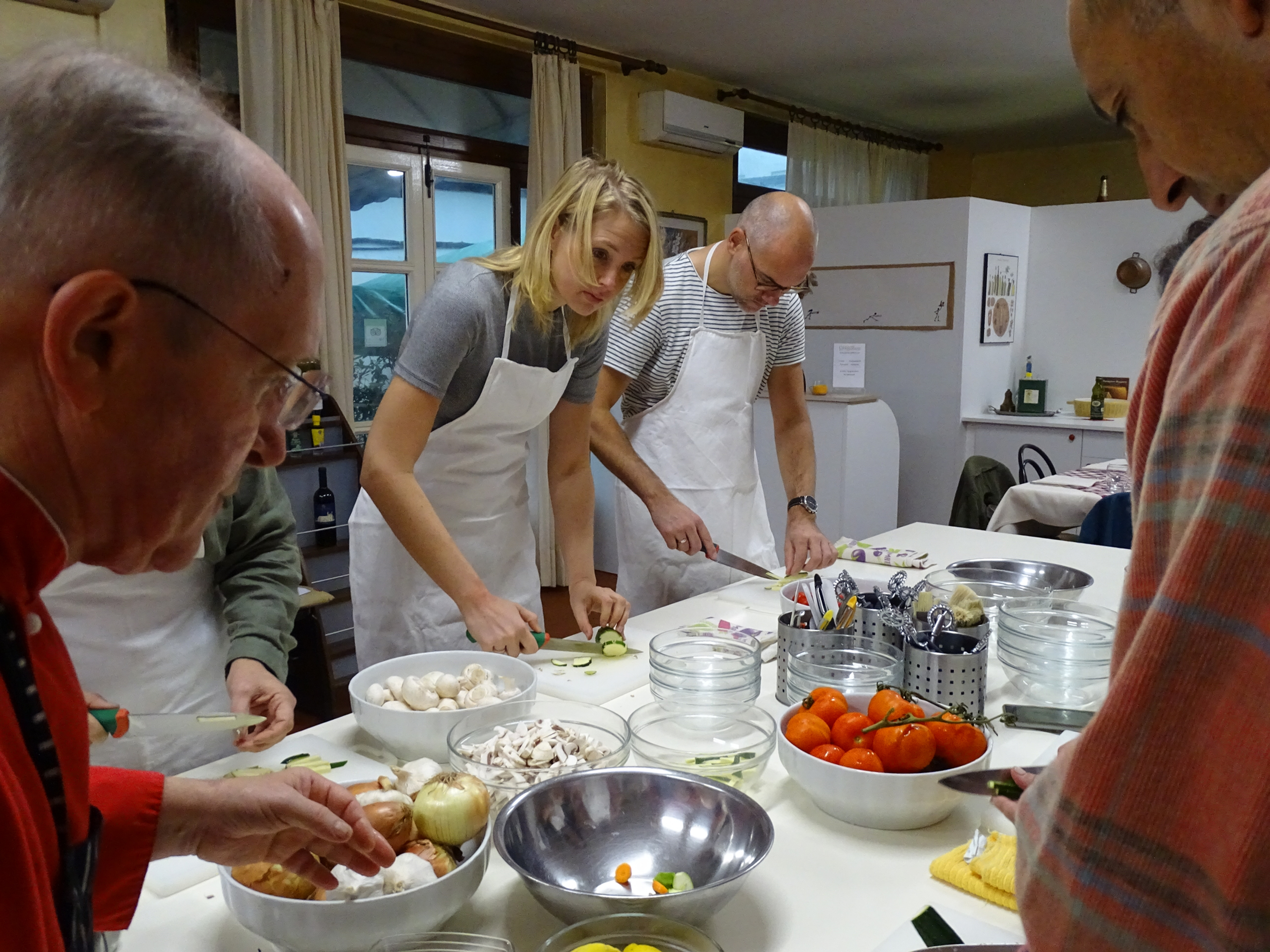 3 Day Cooking Program