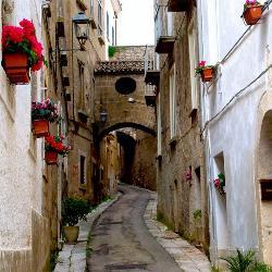 Caiazzo, centro storico