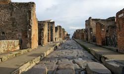 pompei streets