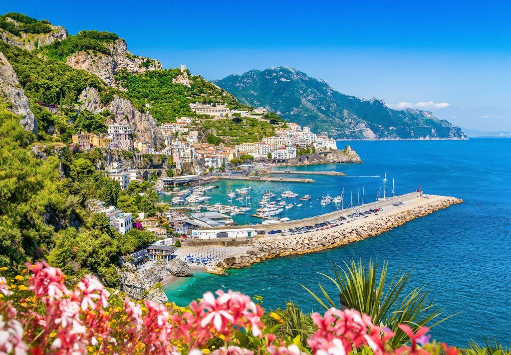 Amalfi-panoramica