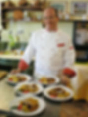 Chef Paolo Monti
