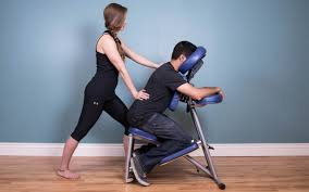 12 MIN CHAIR MASSAGE - onsite corporate