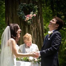 Stefanie Ceremony