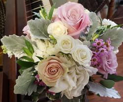 Bridal Bouquet in Blush