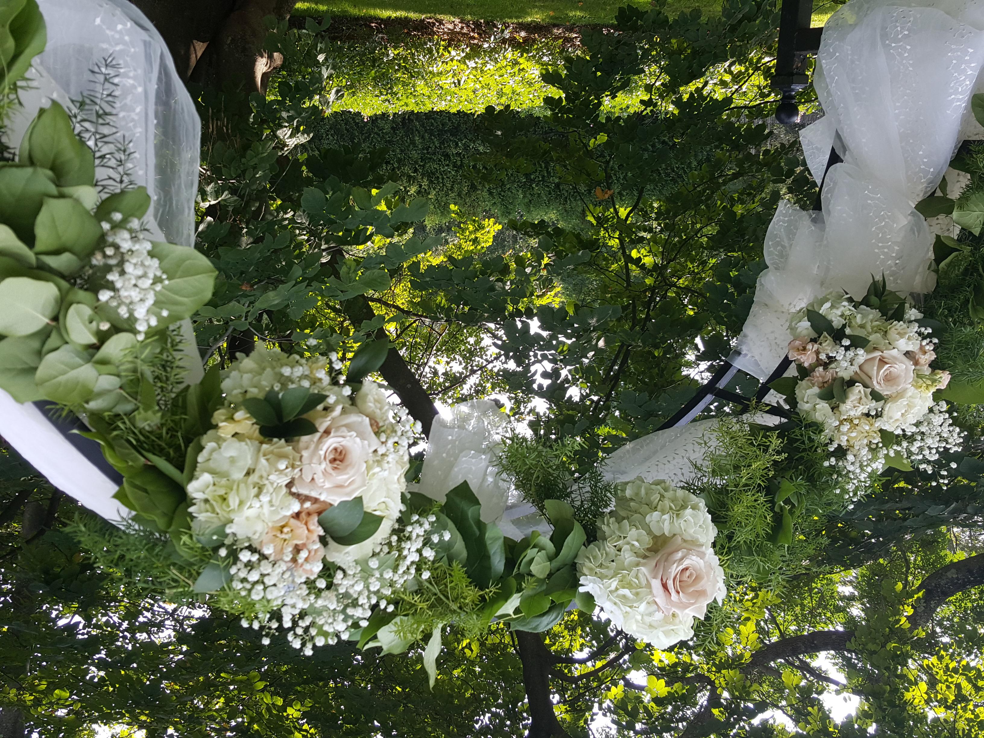 Wedding Arch Garland