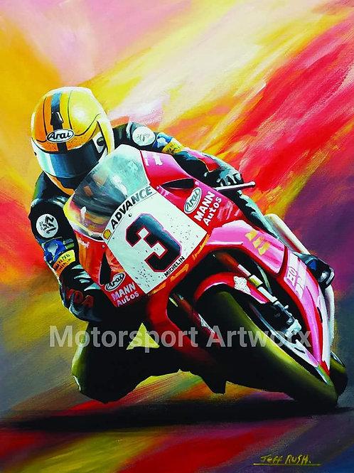 Joey Dunlop  True Colours.