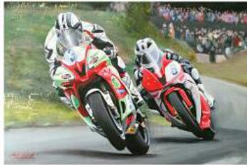 Michael and William Dunlop, Skerries