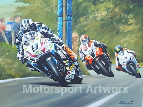 "Michael Dunlop ""Pushin at Pullits"""