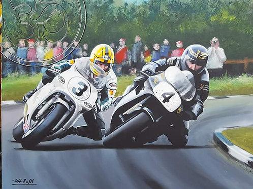 Joey and Robert Dunlop, Magic Roundabout