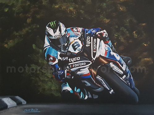 Michael Dunlop, Out of the Shadows