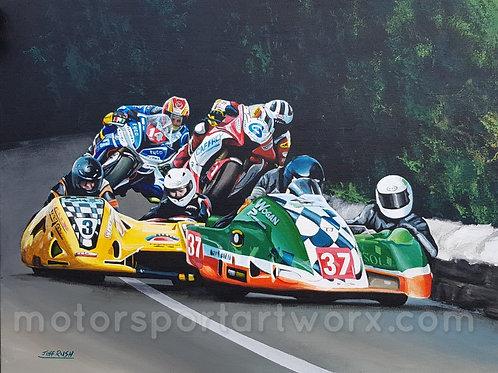 Racing my Heroes
