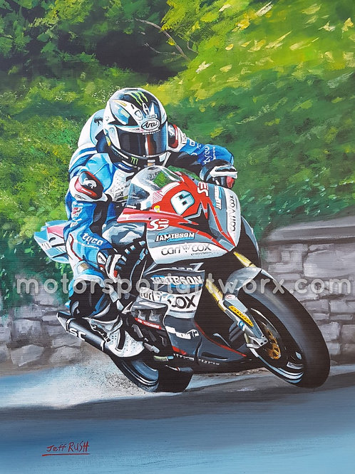 "Michael Dunlop ""All of the Road """