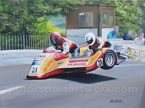 Craig McComb & Paschal Brady, TT