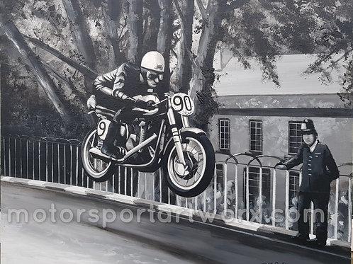 Pete Middleton. Isle of Man TT