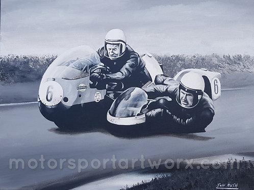 Joe Coxon and Willy Costello