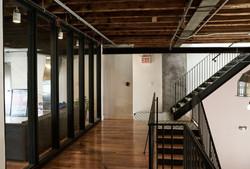 Client Mezzanine Hallway