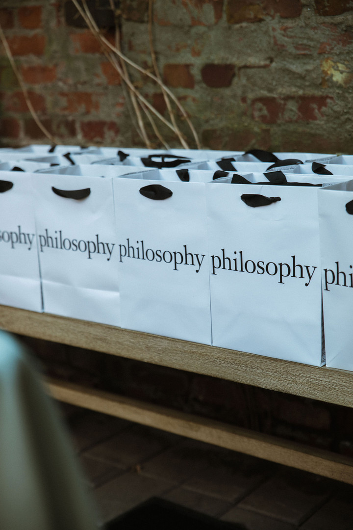 philosophy at brunch theatre