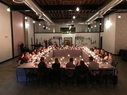 Intimate Dinner Parties