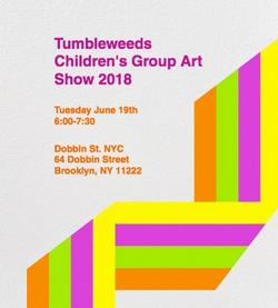 Tumbleweeds Children's Group Art Show