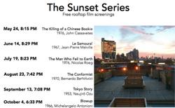 Sunset Series Film Screenings