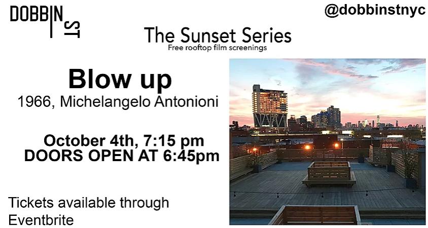 Sunset Film Screening