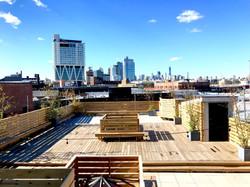 Dobbin St's Roof