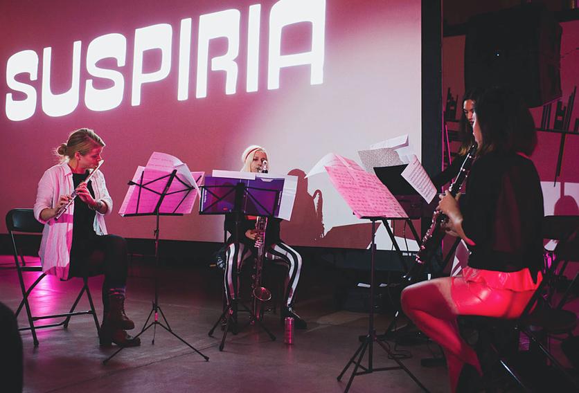 Suspiria: A Unique Hybrid Screening