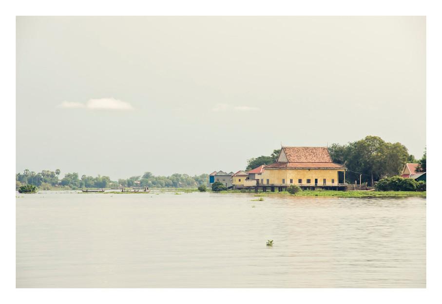 Monastery Complex, Cambodia