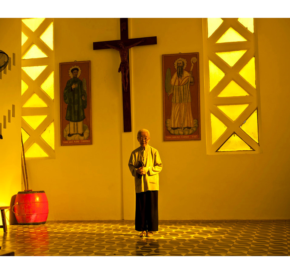 Quy Hoa Church Nhà thờ Quy Hòa