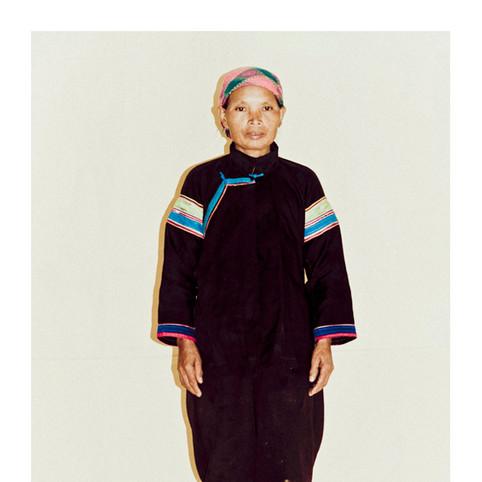 Black Tai Woman # 5