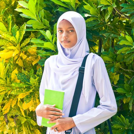 Schoolgirl Magoodoo Island