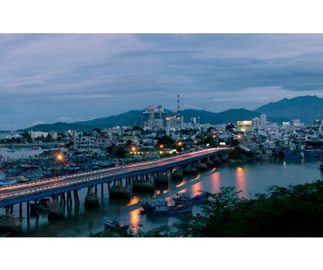 Island of Cồn Ngọc Thảo & Cai River Estuary #1