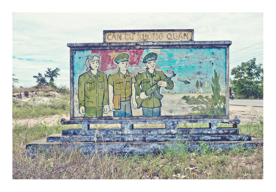 Army Barracks Cam Ranh Bay