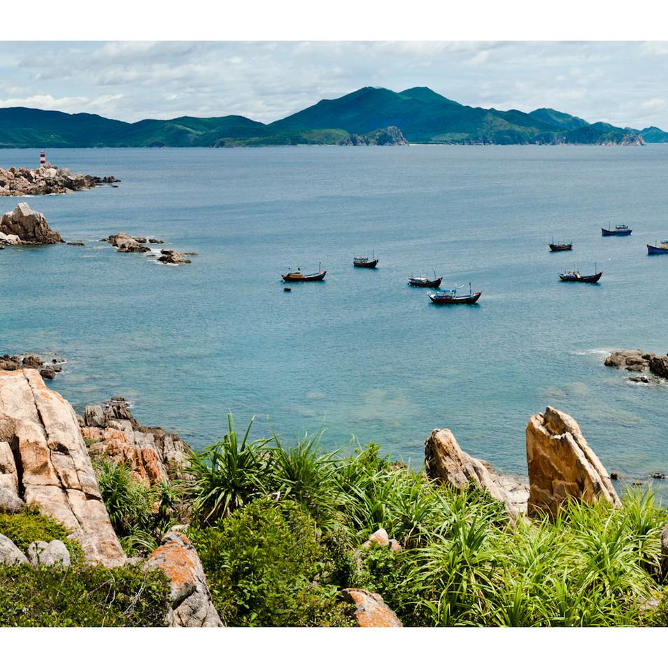 Vung Lam Bay