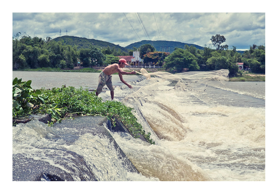 River Son Ban Tach, Khanh Hoa Province