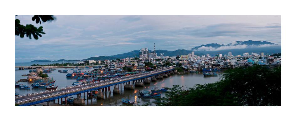 Island of Cồn Ngọc Thảo & Cai River Estuary# 2