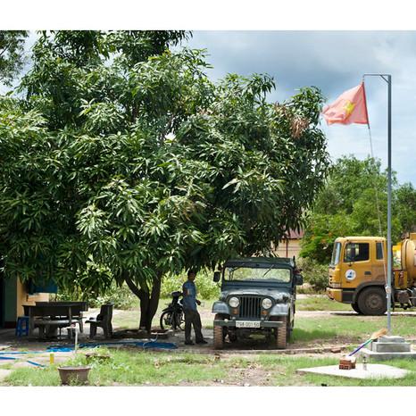 Police Post Cam Ranh Bay