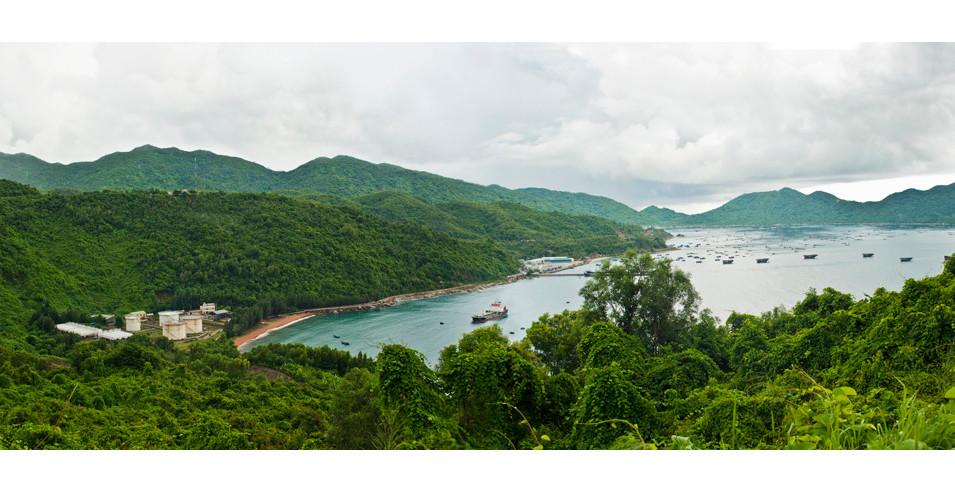 Vung Ro Bay
