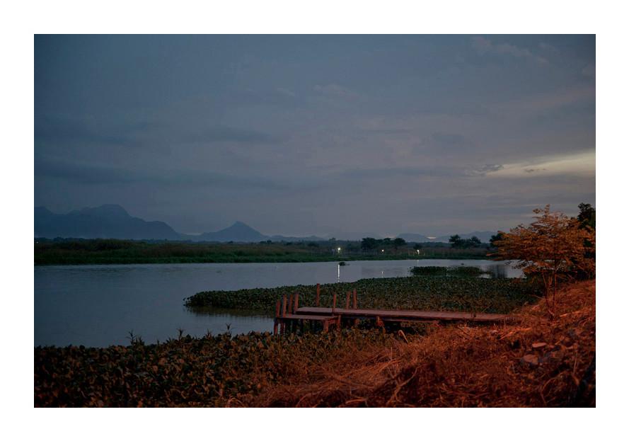 Thu Bon River # 1 Hoi An.