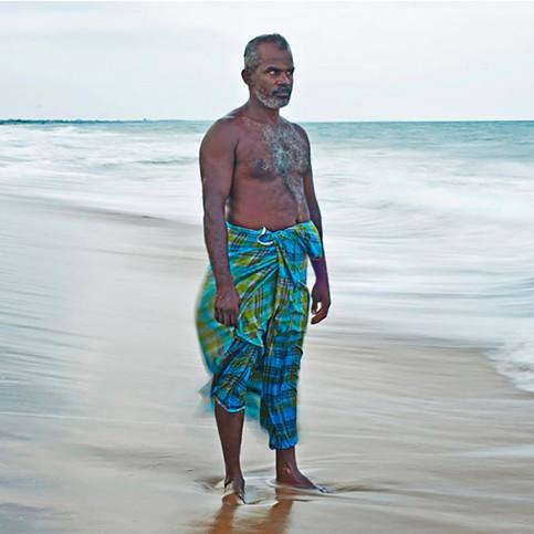 Fisherman.  Nilaveli # 5