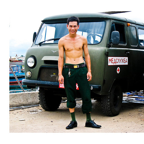 Best Dressed GI in the Vietnamese Army