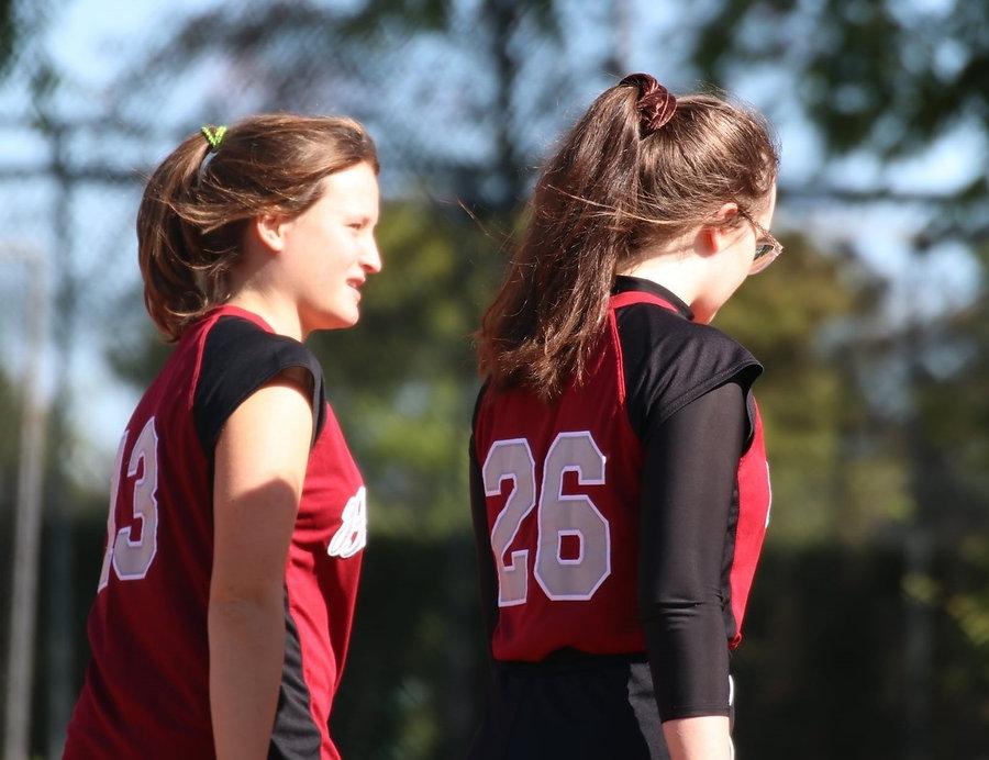 Damen Softball verliert Interleague Spie