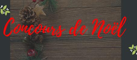 Concours de Noël 2019 (Terminé): Colis surprise à gagner