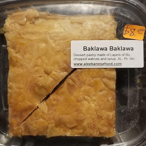 Baklava,