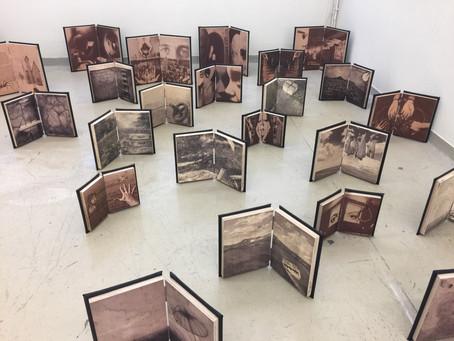 "Exhibition: ""The book as an artform - Contemporary Artists' Books 2"""
