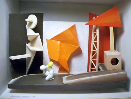 "Exhibition: ""Diorama in Art"""