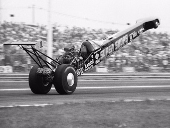"""The Famous Garlits """"Blow Over"""""""