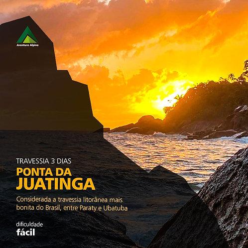 Crossing Ponta da Juatinga
