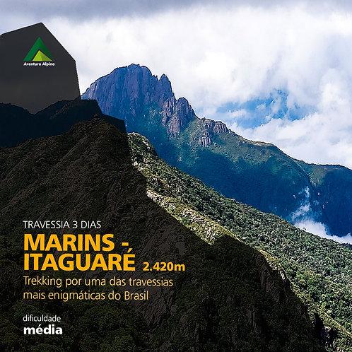 Travessia Marins-Itaguaré